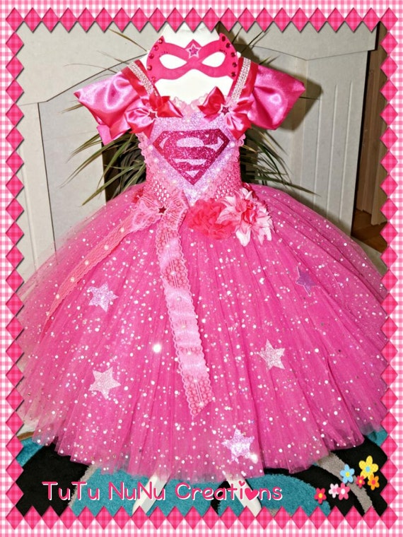 Supergirl Tutu Dress