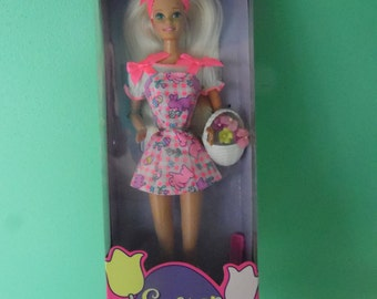 Mattel Easter Barbie Doll Special Edition