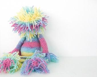 Crocheted Character | Amigurumi | Handmade | Decorative Plush