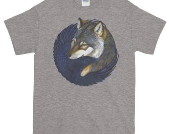 Wolf Crow Embrace T-Shirt