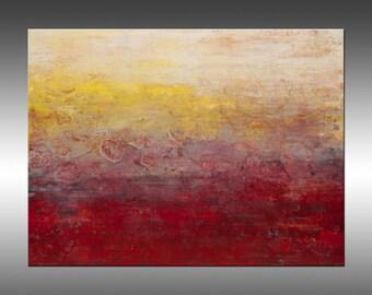 Drifting 4 - Original Abstract Painting, Art Paintings Original Painting Canvas, Modern Art Contemporary, Portland, Oregon, Large Art