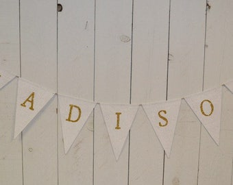 ballerina banner name banner custom sign tutu birthday ballerina birthday princess party first birthday