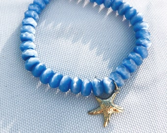 SANTORINI SKY - bracelet