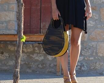Awarded Wooden Handbag, Woman, A Design Award, Favourite Design Award, Gift for her, Bag, Fashion Design, Unique, Handmade