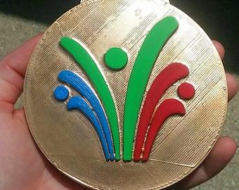 Summer Games Medal