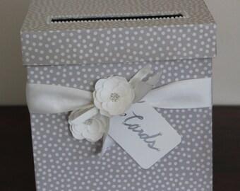Elegant Wedding Card Box! Wedding accessory, wedding decor