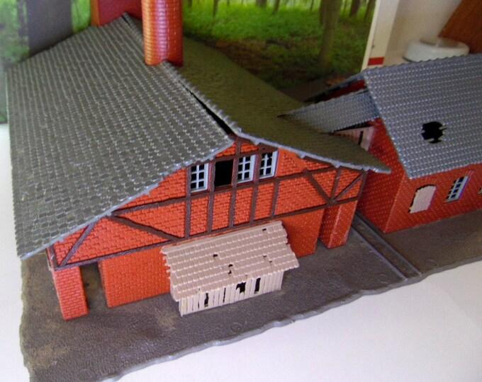 Vintage Building Toys non-Lego Flickr