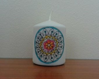 Dreamcatcher Candle