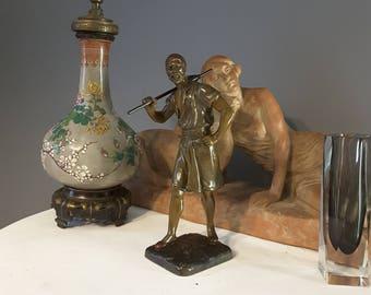 19th DUBUC - Collection - art cast-iron sculpture