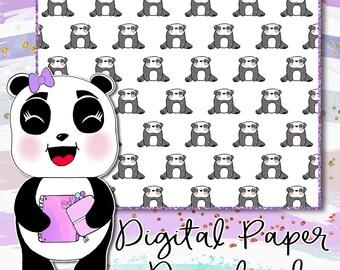 Panda Digital Paper