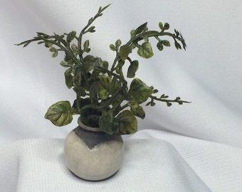"""Dollhouse Miniature Plant 1"""" Scale  (BL)"""