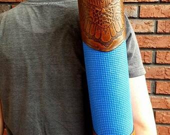 Yoga Mat Carrier- Custom