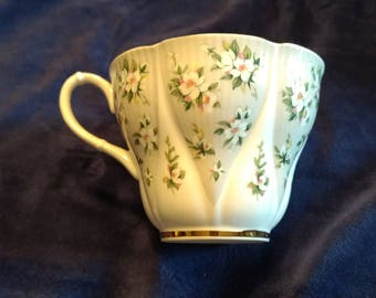 ROYAL ALBERT Bone China-DEBUTANTE series Rapture Tea Cup Only