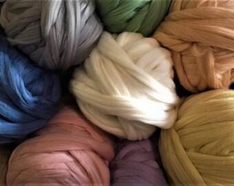 CHUNKY YARN, giant yarn, chunky knit blanket, chunky wool, chunky merino yarn giant knit yarn, Mother's gift, merino wool yarn, chunky