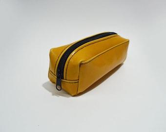 Yellow Pencil case