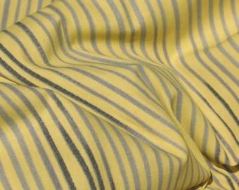 Butter Yellow - IKEA Sallskap Cotton Fabric