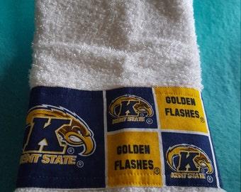 Kent State Hand Towel