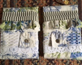 Shabby Chic Pillow Sham