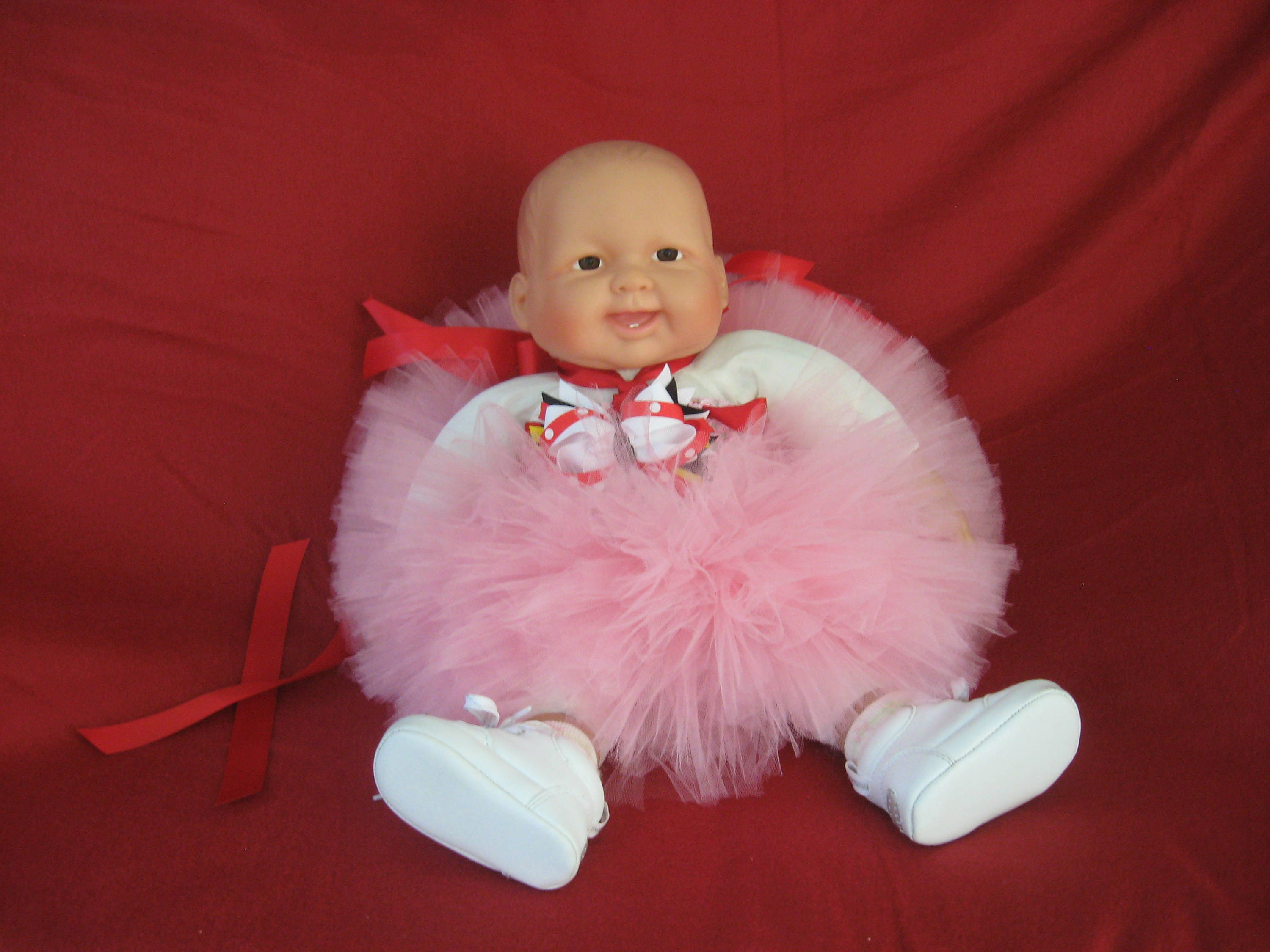 Handmade Baby Tutu Easter Tutu Dress Baby Girl Tutu Dress Spring