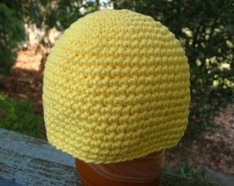 SALE Crocheted Hat for Baby 3-6 Mo. 176/08