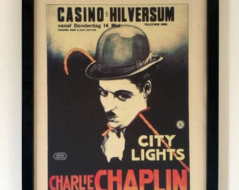 Charlie chaplin | Etsy