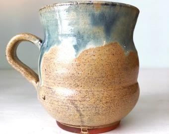 Big Blue Mug