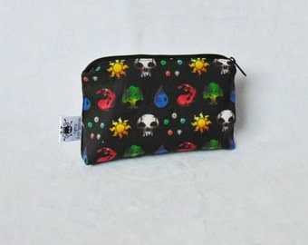 Toiletry Bag // Make-up Bag // Wetbag // Wet Bag // Custom made to order
