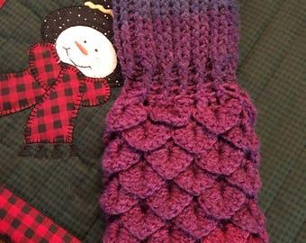 Fingerless Gloves w/thumbhole