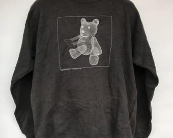 Tshirt as media  Club King sweatshirt