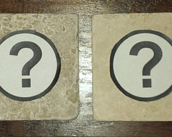 Your Choice Coasters (4-Pack)