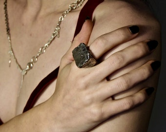Ashlar Ring - Custom made