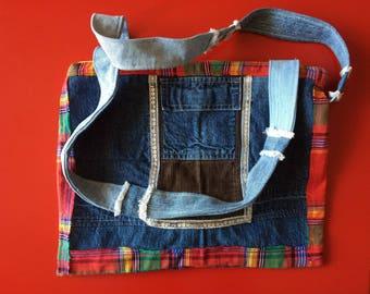 Apachie Patchwork bag