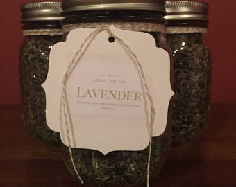 Lavender Loose Leaf Tea