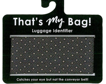 That's My Bag - Black Galaxy