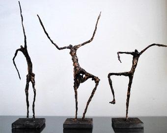 Dancing Trio Original