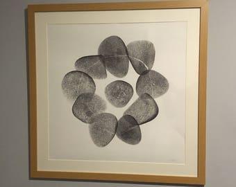 Stone Circle Print