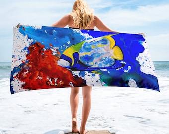 Bahia Honda Beach Towel