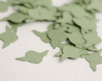 Star Wars Yoda head paper confetti Table Decor