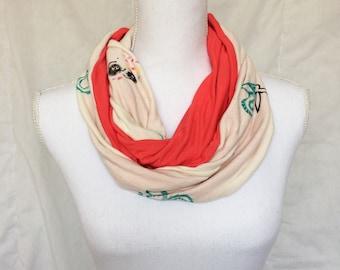 Soot Sprite Scarf- Anime Scarf- Spirited scarf