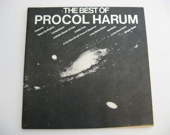 Procol Harum - The Best Of Procol Harum - Circa 1972