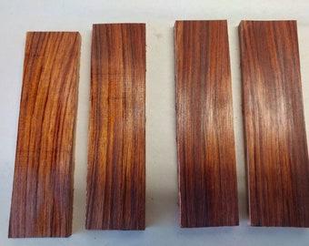 Bubinga Knife Scales