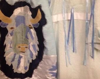Ceremonial Wear, Ribbon Dresses, Pow Wow Regalia, Prayer clothing