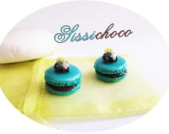 macaroon * chocolate curacao duos * set of 2 (creator)