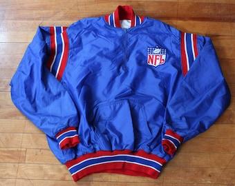 Vintage 80s NFL DeLong Pullover