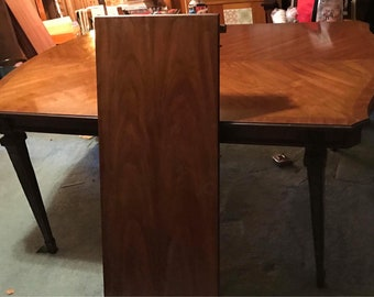 Hand-Made Vintage Wooden Table