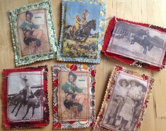 Cowgirl sachets