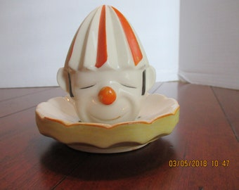 Vintage Clown Reamer Head only