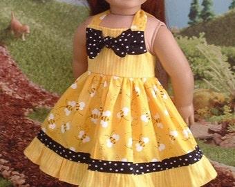 Bee Happy pour poupées American Girl