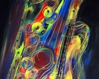 Eyes on Sax Jazz