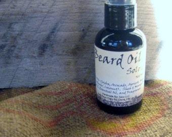 2 oz Beard Oil